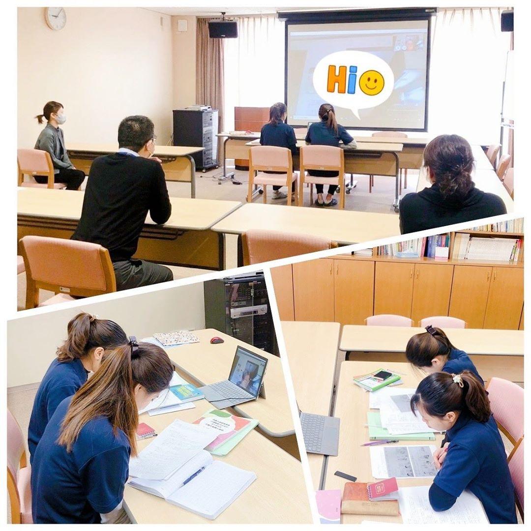 技能実習生 日本語教育開始