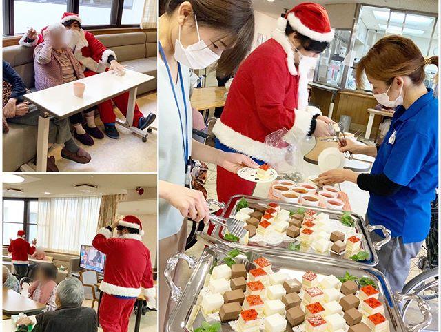 クリスマスの訪問者 昨日のクリスマスは皆さんいかがお過ごしでしたでしょうか?
