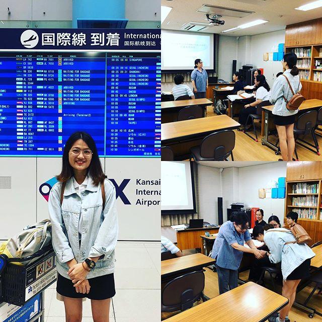 諸事情で入国が遅れていた留学生が、今朝来日しました!